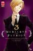 MANGA STORIE NUOVA SERIE   77 MORIARTY THE PATRIOT    3